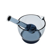 Antique Glassy Bowl