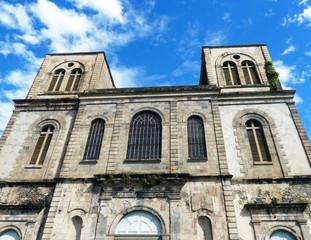 Chiesa delle Antille-Carribean Old Church