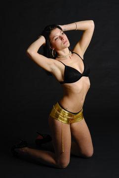 gogo danseuse 45
