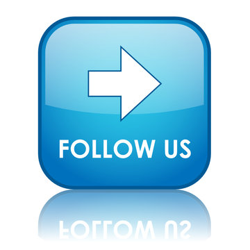 FOLLOW US Button (social networking web internet become a fan)