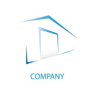 Logo estate agent # Vector