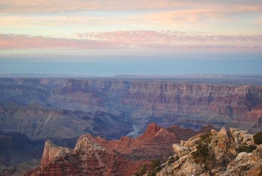 Grand Canyon Sunset - Arizona United States