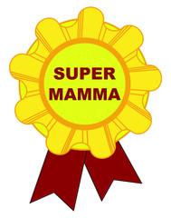 Medaglia festa della Mamma