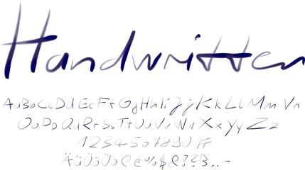 Handwrittern
