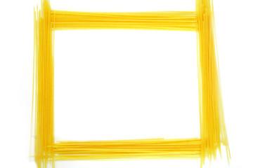 Pasta photo frame