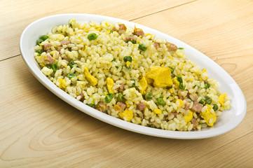 Cantonese Rice - Riso alla Cantonese