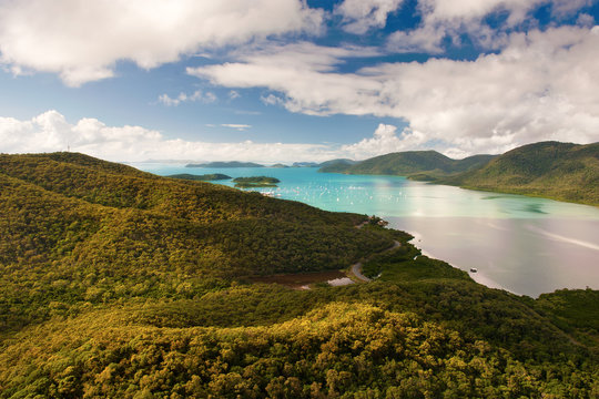 Australia's Whitsunday Islands