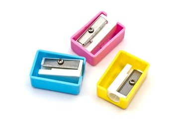 Colorful Pencil Sharpeners