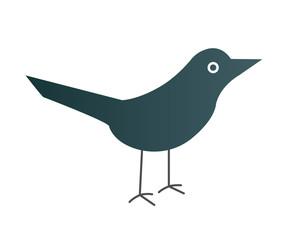 Bird Vector Silhouette