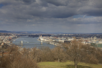 Budapest - Il danubio