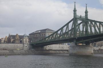 Budapest - Ponte della Libertà