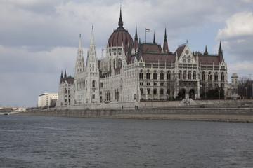 Budapest - Il PArlamento