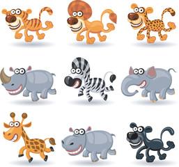 Smile Jungle Animals