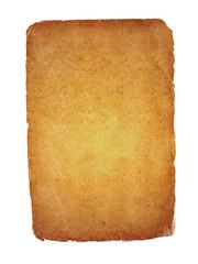 old letter paper