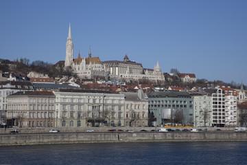 Budapest - Il Castello