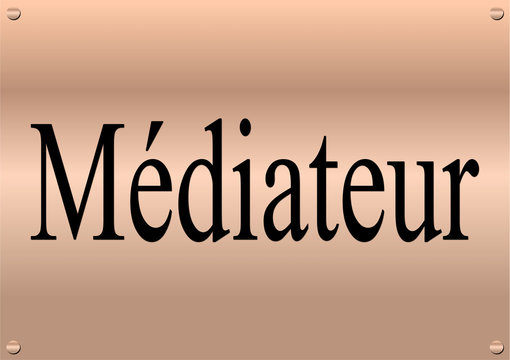 médiateur