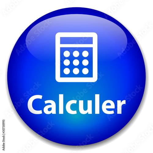 Bouton web calculer calculatrice calculette outil en for Calculette en ligne gratuite