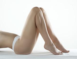 beauté d'un corps féminin sexy