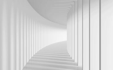 Fotobehang - Corridor