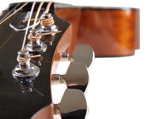 Wall Mural - Headstock guitar