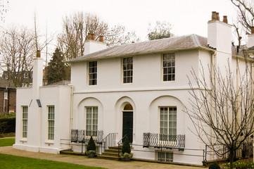 Historic Home of Poet John Keats