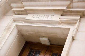 Court Entrance