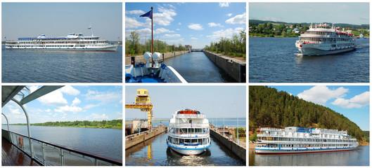 river fleet collage
