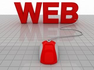 web+mouse