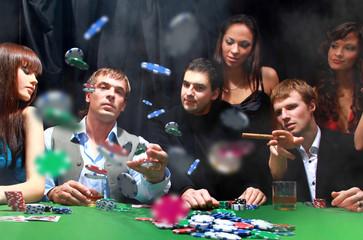 Почему в казино столы зеленые лазерная рулетка трёхмерная