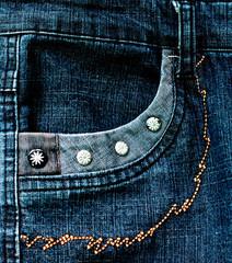 The Pocket jean women