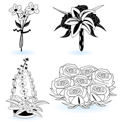 collection of flowers - part 4