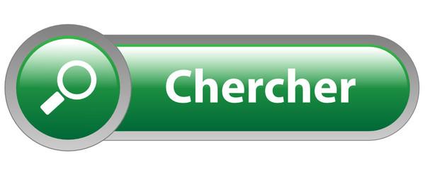 """Bouton Web """"CHERCHER"""" (loupe moteur trouver rechercher en ligne)"""