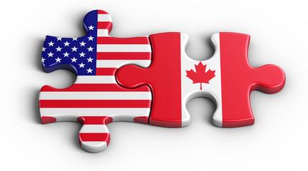 USA - Canada