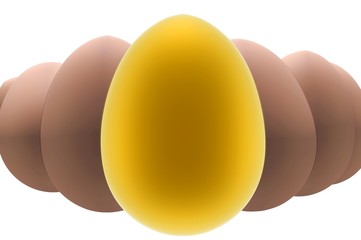 gold nest egg