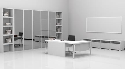 Office room interior design