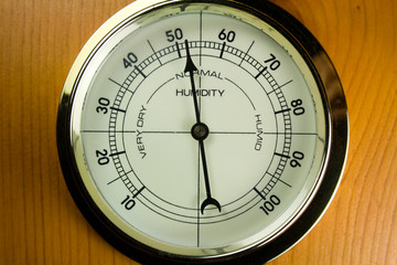 Hygrometer - Air Humidity Gauge