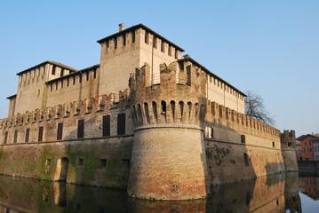 Fontanellato - castello