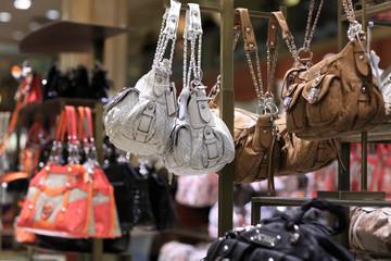 Handbags store