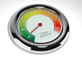 Energy efficiency dial
