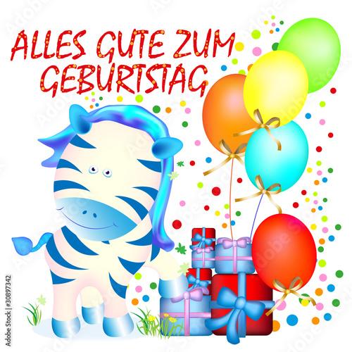 Alles Gute Zum 4. Geburtstag