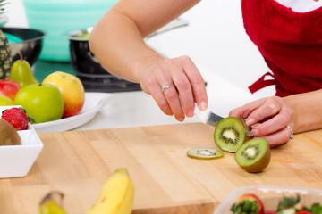 kiwi zubereiten