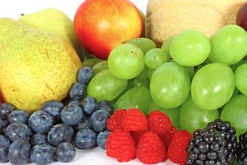Mix of fruit