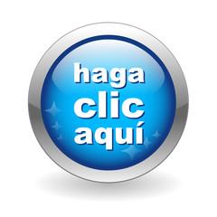 Resultado de imagen para icono hacer click AQUI
