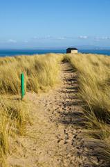 Path to Groyne Hide