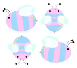 cute bees