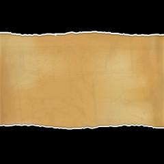 Black Fragmentary Paper