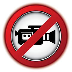 STOP VIDEO ICON