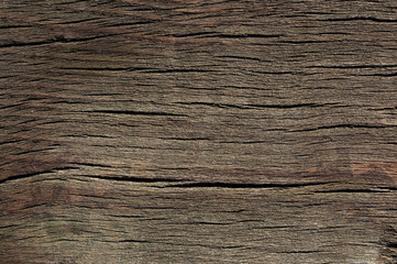 Dunkles Holz als Hintergrund mit feiner Maserung