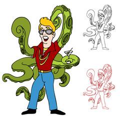Human Octopus