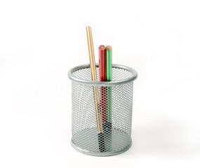 Pencil metal box